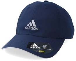 Mens Golf Cap Navy Adjustable - Adidas