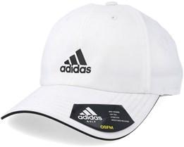 Mens Golf Cap White Adjustable - Adidas
