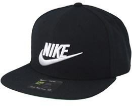 Mens Futura Pro Black Snapback - Nike