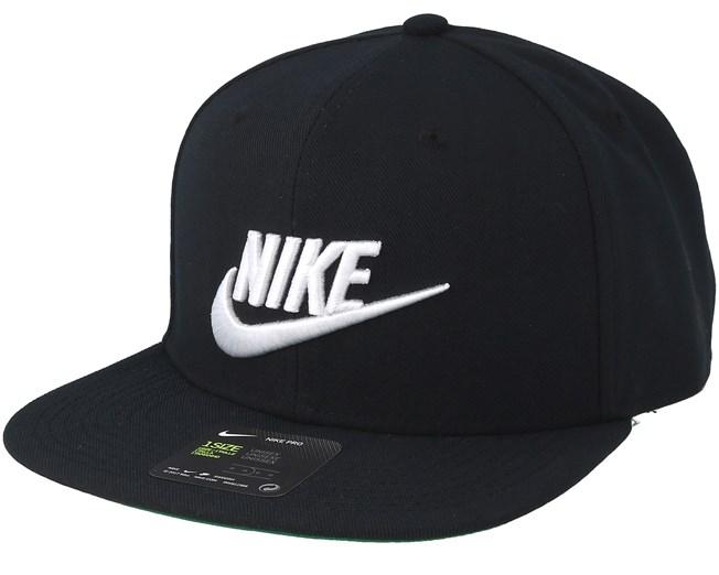 Mens Futura Pro Black Snapback - Nike caps - Hatstoreworld.com d4e30f314c0