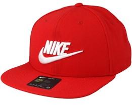 Mens Futura Pro Red Snapback - Nike