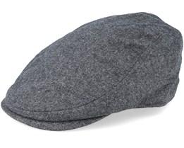 Mikey Charcoal Flat Cap - Goorin Bros.