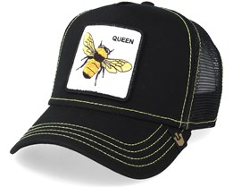 Queen Bee Baseball Black Trucker - Goorin Bros.