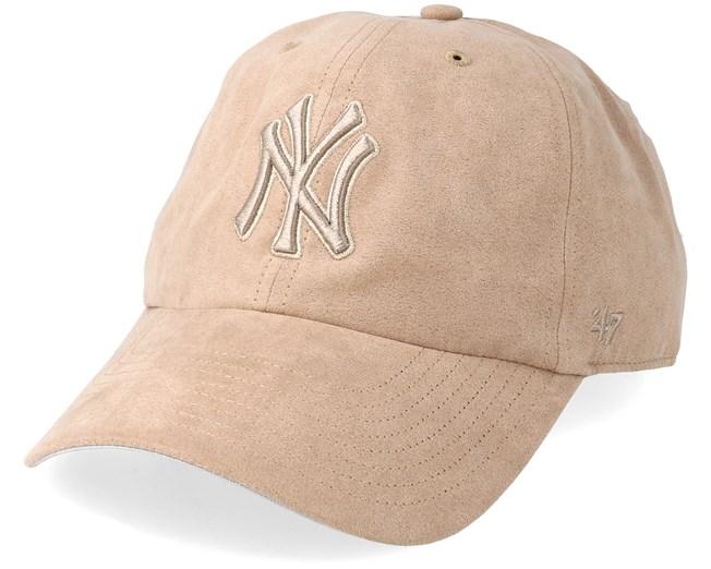 5b67d5fcc New York Yankees Ultrabasic Strap TT Khaki/Khaki Adjustable - 47 ...