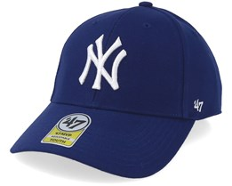 Kids New York Yankees 47 Mvp Dark Royal Adjustable - 47 Brand 5c64cfcf77b