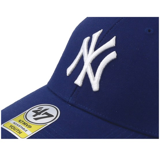 65cd6cc9649 Kids New York Yankees 47 Mvp Dark Royal Adjustable - 47 Brand caps -  Hatstoreaustralia.com