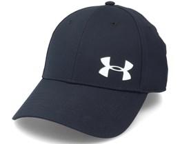 Men´s Golf Headline Cap 3.0 Black/White Flexfit - Under Armour