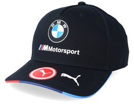 BMW M Motorsport Team Cap Black Adjustable - Formula One