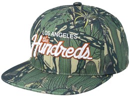 Team Two SP19 Cactus Camo Snapback - The Hundreds