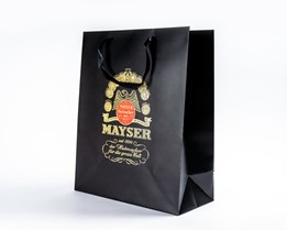 Mayser Black Bag - Mayser