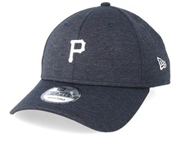 Pittsburgh Pirates 9Forty Shadow Tech Navy Adjustable - New Era