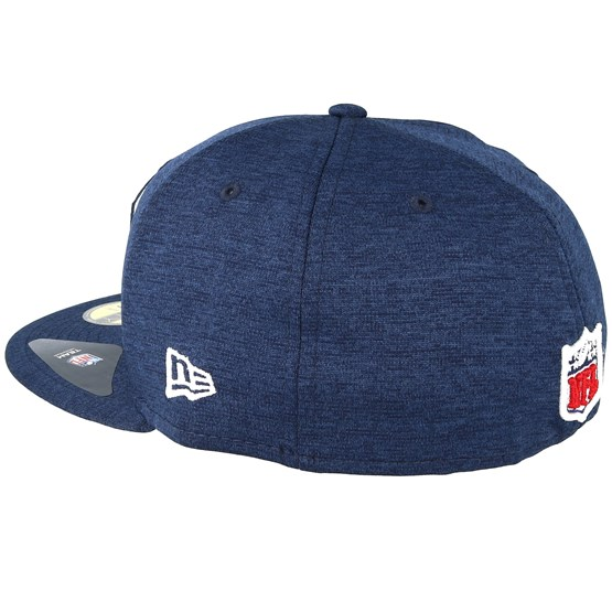 buy popular 00dd6 df115 New England Patriots 59Fifty Shadow Tech Blue Fitted - New Era caps -  Hatstoreaustralia.com
