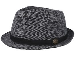 Laying Low Black/White Trilby - Goorin Bros.