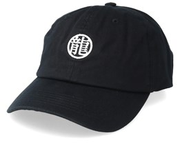Dbz Symbol Dad Hat Black Adjustable - Primitive Apparel