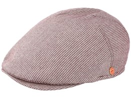Simon Brown Flat Cap - Mayser