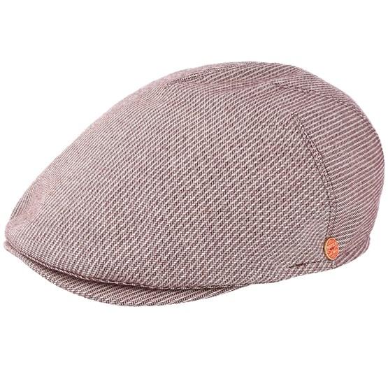 Keps Simon Brown Flat Cap - Mayser - Brun Flat Caps