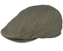 Frankie Brown Flat Cap - Mayser