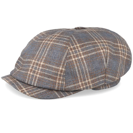 Keps Tassilo Gray Flat Cap - Mayser - Grå Flat Caps