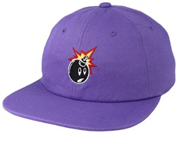 Pale Light Purple Strapback - The Hundreds