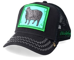 Black Sheep Black Trucker - Goorin Bros.