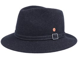 Dale Trecking Grey Fedora - Mayser