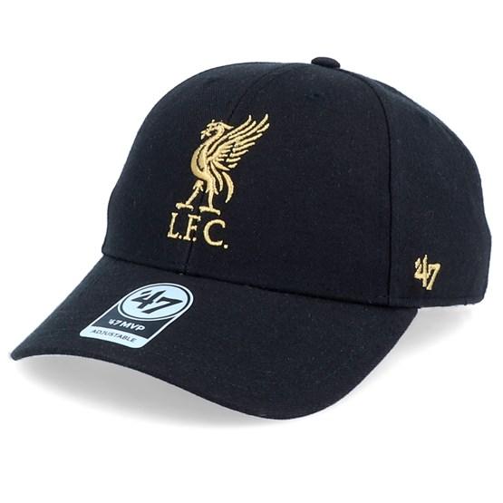 Liverpool Exclusive Metallic Mvp Black Gold Adjustable