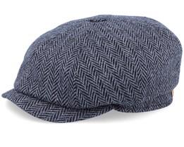 Seven Premium Grey Flat Cap - Mayser