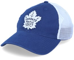 Toronto Maple Leafs Valure Core Unstructured Blue/White Trucker - Fanatics