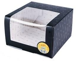Spongebob SquarePants Gift Box 12x20 CM Black - Capslab