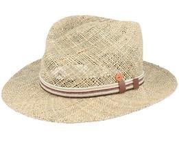 Calas Burma Natural Straw Hat - Mayser