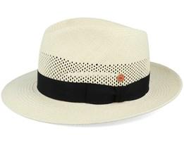 Imperia 8518 Panama Natural Straw Hat - Mayser