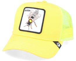 Queen Bee Yellow Trucker - Goorin Bros.
