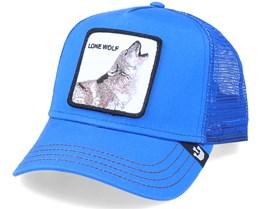 Strong Wolf Blue Trucker - Goorin Bros.