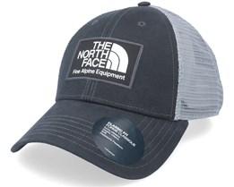 Mudder Asphalt Grey/Silver Trucker - The North Face