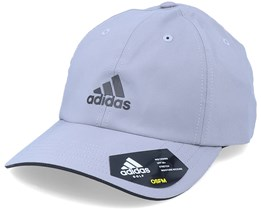 Golf Cap Mens Grey/Black Adjustable - Adidas