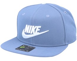 Pro Sportswear Cap Armoury Blue/White Snapback - Nike