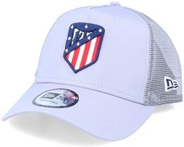 Atlético Madrid Essential 9Forty A-Frame Grey Trucker - New Era