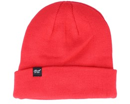 Beanie Kinda Red Cuff - Reell