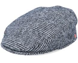 Vincent Soft Grey Flat Cap - Mayser