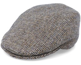 Frankie Soft Green Flat Cap - Mayser