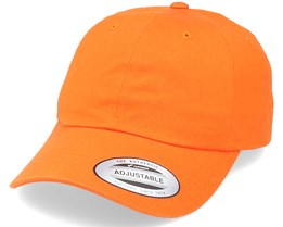 Orange Dad Cap - Yupoong