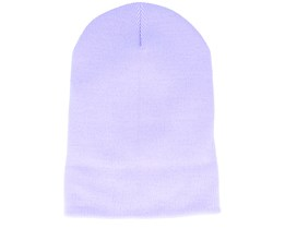 Lavender Long Beanie - Beanie Basic