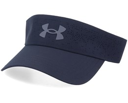 Elevated Golf Black Visor - Under Armour