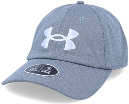 Blitzing Hat Pitch Gray Adjustable - Under Armour
