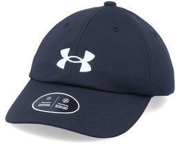 Play Up Hat Black Adjustable - Under Armour