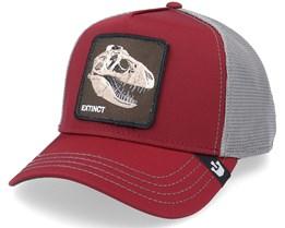 Extinct Red/Grey Trucker - Goorin Bros.