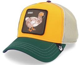 Fasho Dodo Orange/Green/Purple Trucker - Goorin Bros.