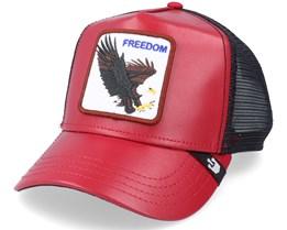 Big Bird Red/Black Trucker - Goorin Bros.