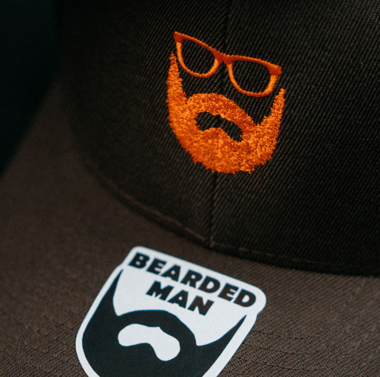 Bearded Man - Movember Collection