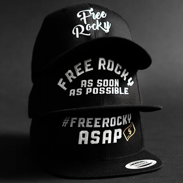 #FreeRocky